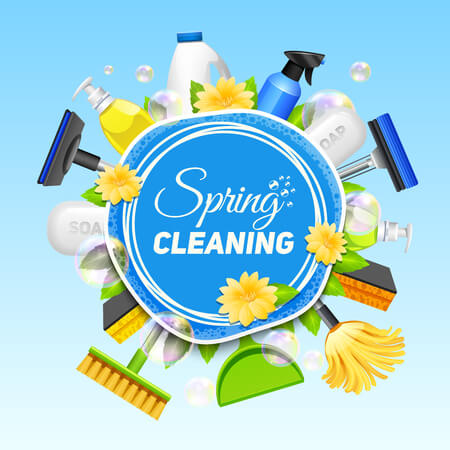 How to do an efficient spring cleaning royal cleaners blog What is spring cleaning